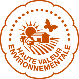 Logo Haute Valeur Environnementale - HVE