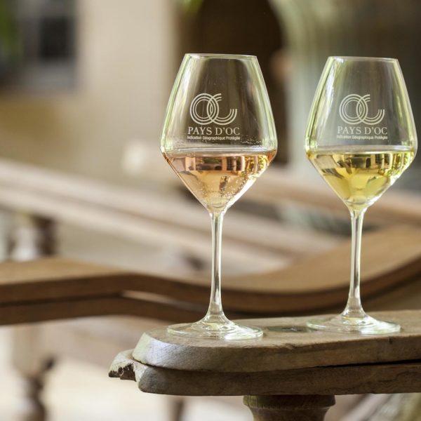 Pays d'Oc IGP - Weißwein und Rosé